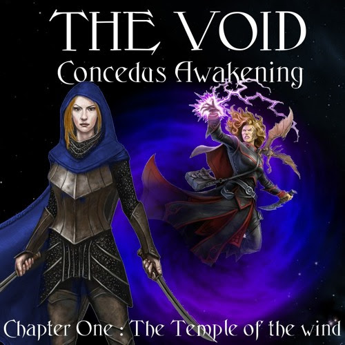 Bonus Content - The Void : Concedus Awakening (Chapter 1) by TableTopTwats: A Tabletop RPG Podcast