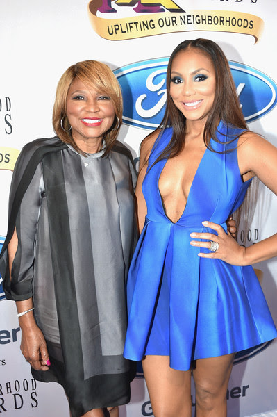 Guests Arrive to the 2015 Ford Neighborhood Awards Hosted by Steve Harvey
