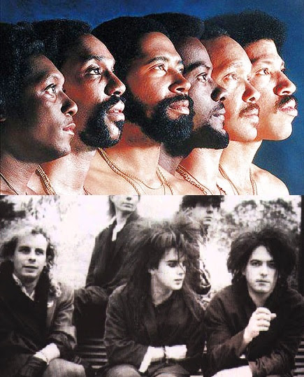 Someone Mashed Up The Cure & The Commodores, And It Is Brilliant