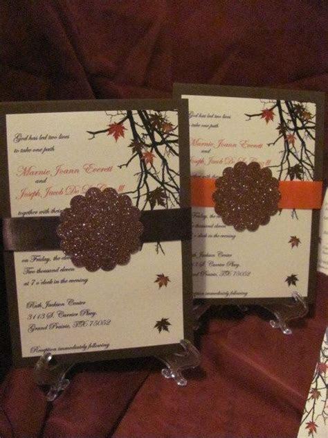 30 Fall Wedding Invitations Ideas   Wohh Wedding