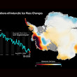 Antarctic Ice Loss 2002-2016