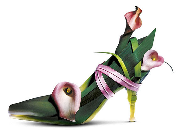 Stine Heilmann, Calla Lilly Shoe