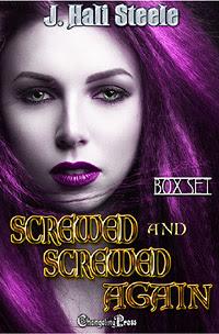Screwed and Screwed Again (Box Set) by J. Hali Steele