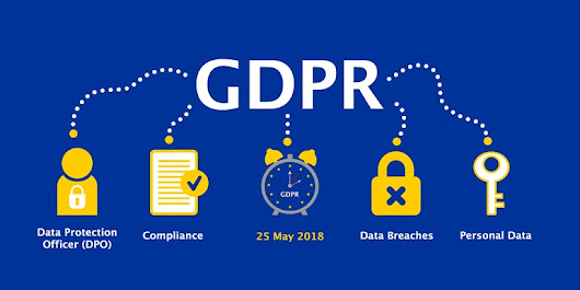 GDPR, new data protection regulations and what it means for you