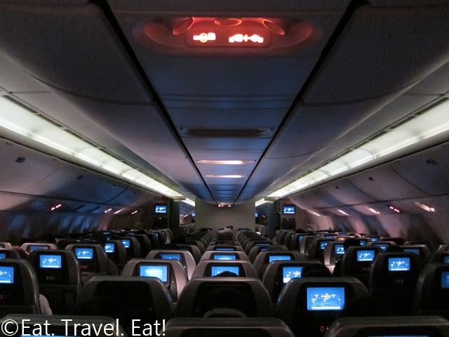 CX B-KPA Economy Cabin