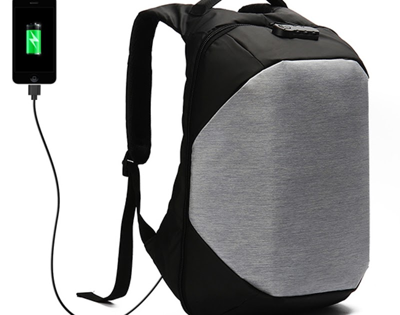 f04683843cd1 Buy New Design Men Backpacks USB Charge Anti theft Backpack Waterproof Bag  Mate Casual Business Travel Security School Back pack Cheap Online - buytfs