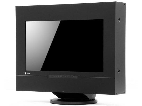 Eizo's DuraVision LCD does glasses-free 3D at 1080p, is totally bezelriffic