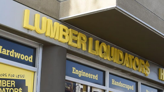 Video: Concerns Grow Over Laminate Flooring Once Sold by Lumber Liquidators