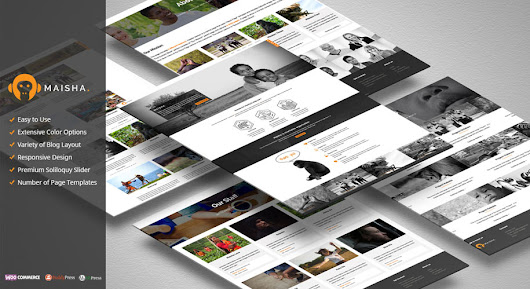 Anariel Design | Premium Niche WordPress Themes