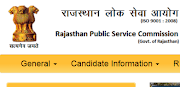 Rajasthan Police SI Result 2020 RPSC Sub Inspector Cut off & Merit List
