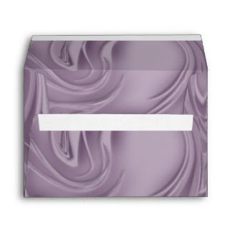 curls,artwork,purple envelope