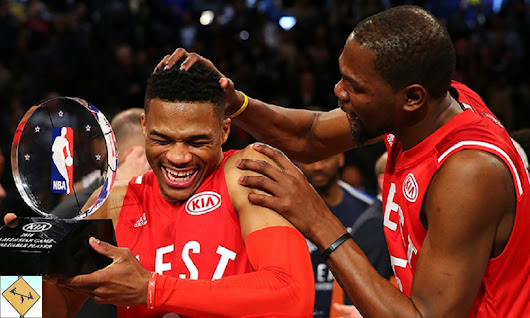 NBA All-Star 2017: Will Durant/Westbrook Drama Top Dunk Contest? - BuzzChomp