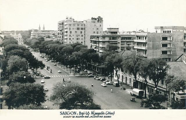 Nguyen Hue Boulevard