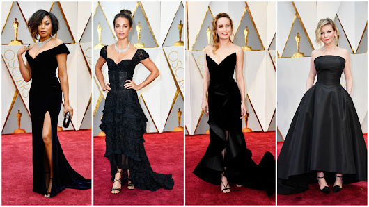A retro rewind and glamorous gowns for the ages at the Oscars