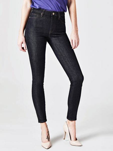 Jeans Taille Haute Marciano