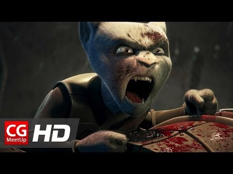 "CGI Animated Short Film: ""Alleycats"" by Blow Studio"