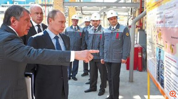"""Οι """"αήττητες"""" ρωσικές πετρελαϊκές: Επιβίωσαν στον πόλεμο τιμών και κυρώσεων"""