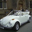 Classic Volkswagen Beetle wedding car - Special Day Cars