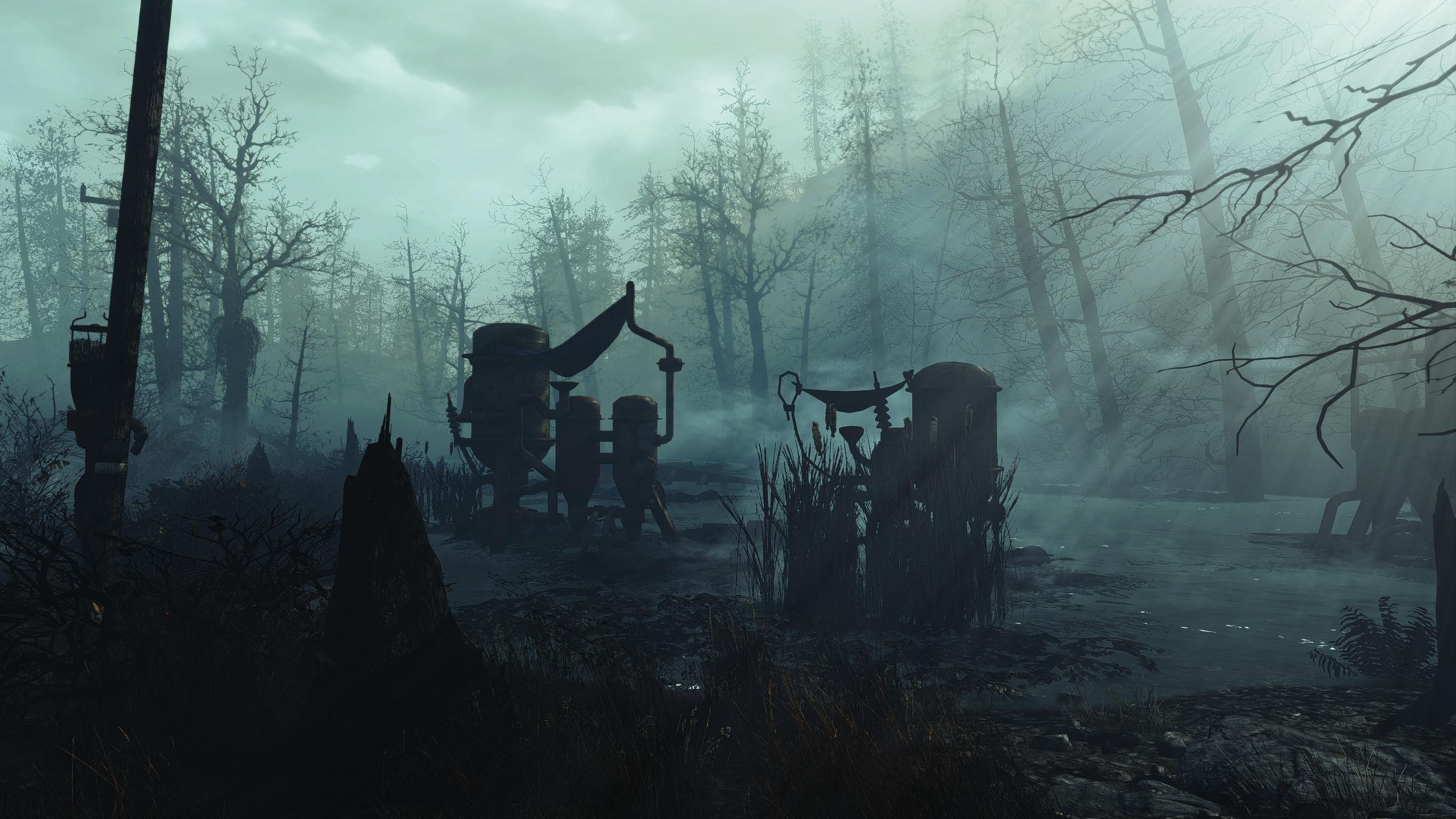 Fallout 4 Far Harbor Looks Glorious With This Sweetfx Config