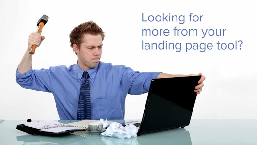 How to Get More Out of Your Landing Page Tool