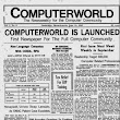 After Forty-Seven Years, Tech Publishing's Elder Statesman, Computerworld, is a Print Publication No More