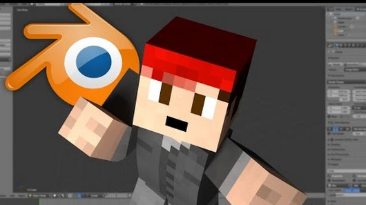 how to make 3d renders of minecraft