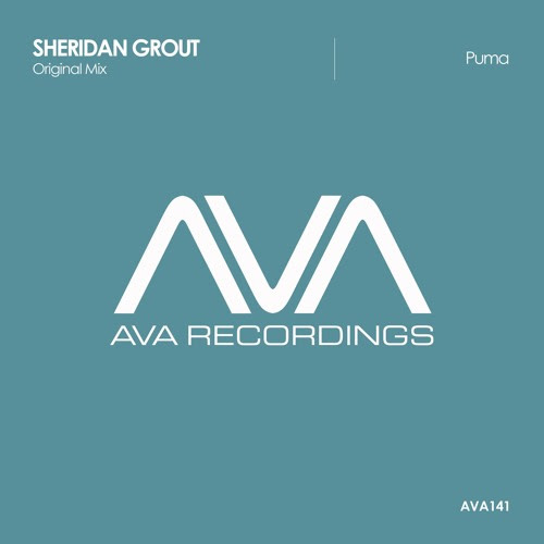 AVA 141 - Sheridan Grout - Puma (Original Mix) - Cut From Corsten's Countdown 469 by SheridanGrout