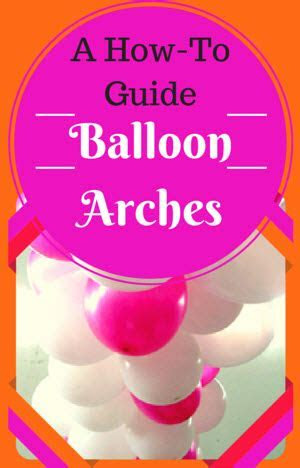 Balloon Decoration Ideas   How to make balloon decorations.