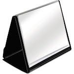 Cardinal - Display book - 20 compartments - Letter - landscape - black