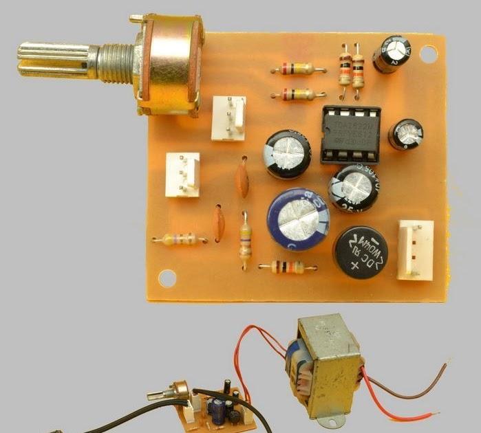siwire: 12 Volt Amplifier Diagram