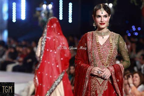 Pakistani Designer Zaheer Abbas Bridal Dresses 2014 at