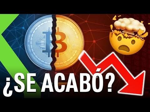 EL DESPLOME DE LAS CRIPTOMONEDAS - Por qué Bitcoin, Ethereum, Dogecoin, ...