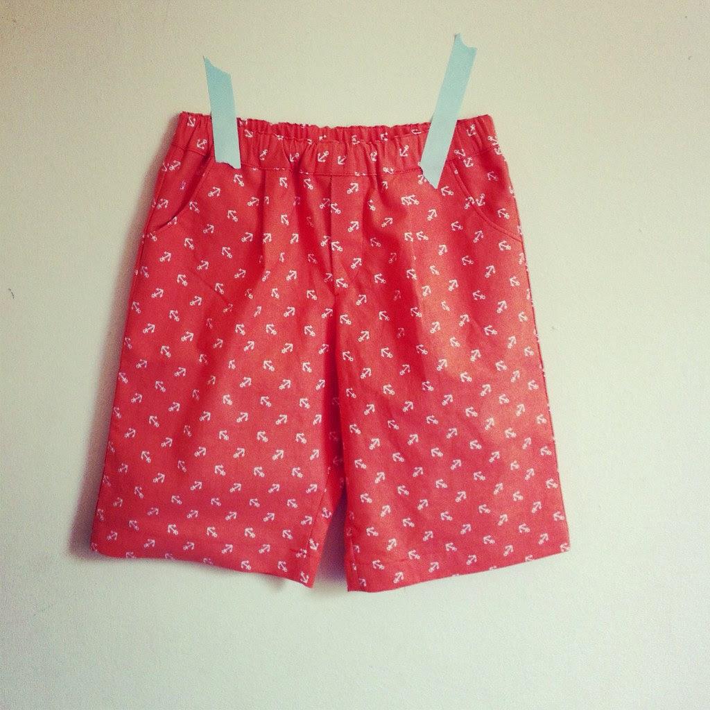 O&S Sketchbook shorts