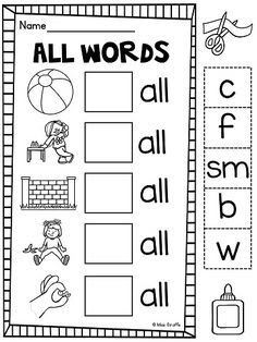 Ss Ll Zz Ff Phonics Double Letters Phonic Songs Reading Videos Pinterest Phonics Worksheet Ideas