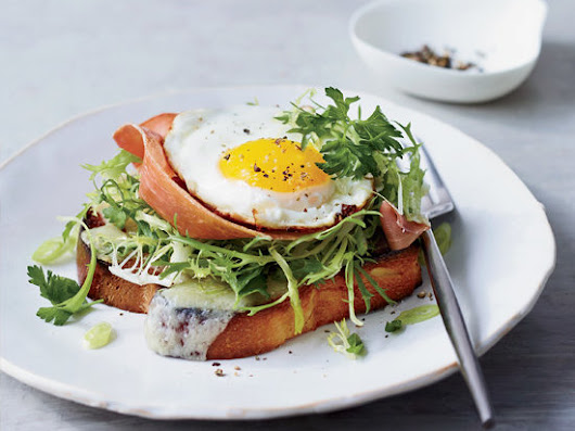 9 Epic Open-Face Sandwiches