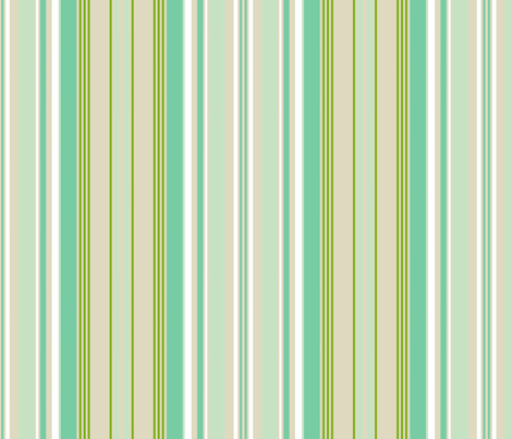 Beach Cabana Stripe 3