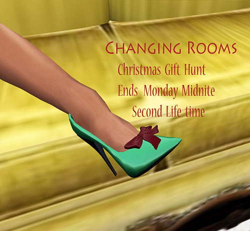 Changing Rooms hunt 3