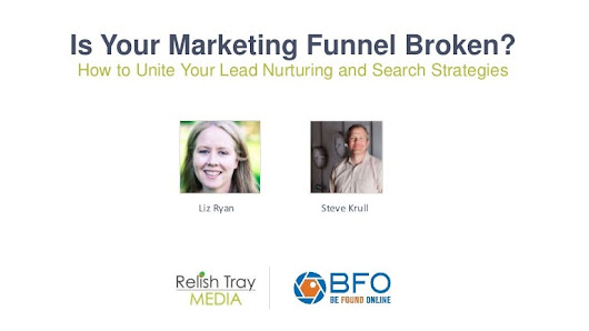 Is Your Marketing Funnel Broken?: Uniting Lead Nurturing & Search Str…