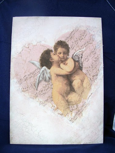 Cherubs and Hearts workshop