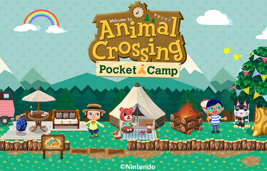 Nintendo's Animal Crossing: Pocket Camp Mobile App is Coming Tomorrow - MobileAppDaily