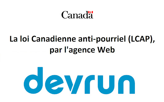 Canada's Anti-Spam Legislation | Devrun – Web Agency in Laval