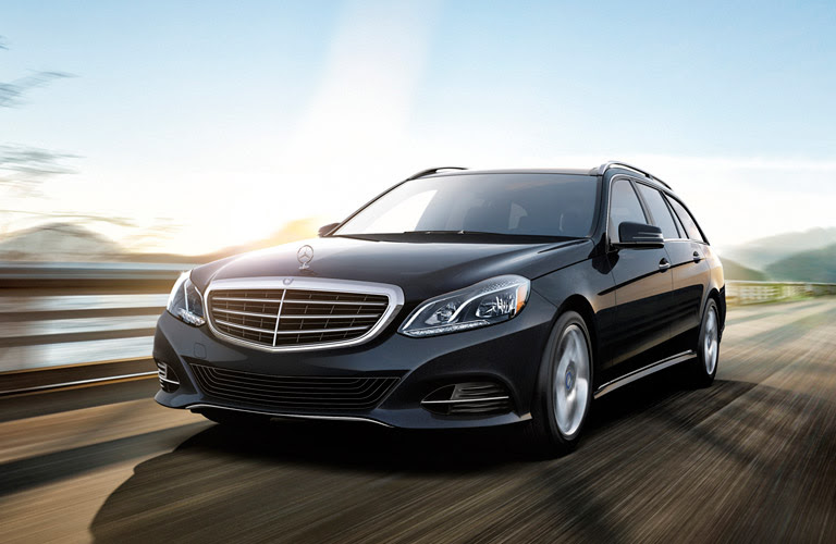What are the fastest 2017 Mercedes-Benz vehicles?