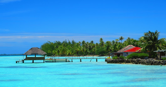 Living A Fantasy In The Fakarava Atoll In French Polynesia