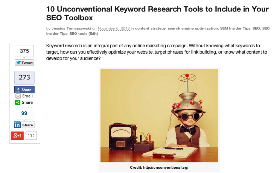 10 unconventional keyword research tips 4