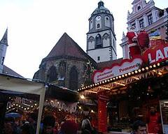 Meißner Weihnachtsmarkt 2009 Bild 3
