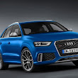 Audi reveals 2014 RS Q3 for German markets, making it their first ever performance crossover SUV - egmCarTech