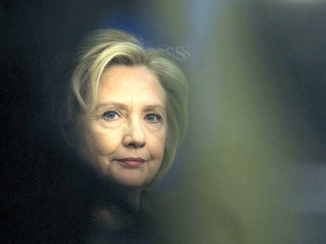 Head of Hillary AP