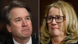 World media rips Kavanaugh hearing 'spectacle'