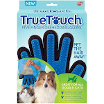 True Touch Tu011124 Five Finger Deshedding Glove, As Seen On Tv