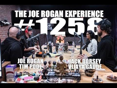 Joe Rogan Experience #1258 - Jack Dorsey, Vijaya Gadde & Tim Pool